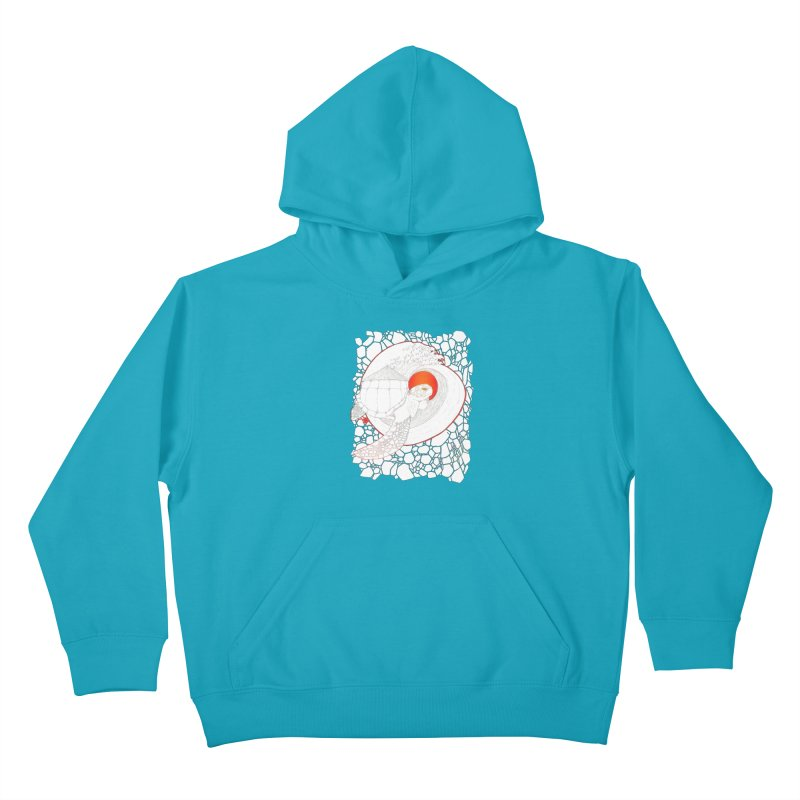 Home, Sweet Home Kids Pullover Hoody by Lenny B. on Threadless