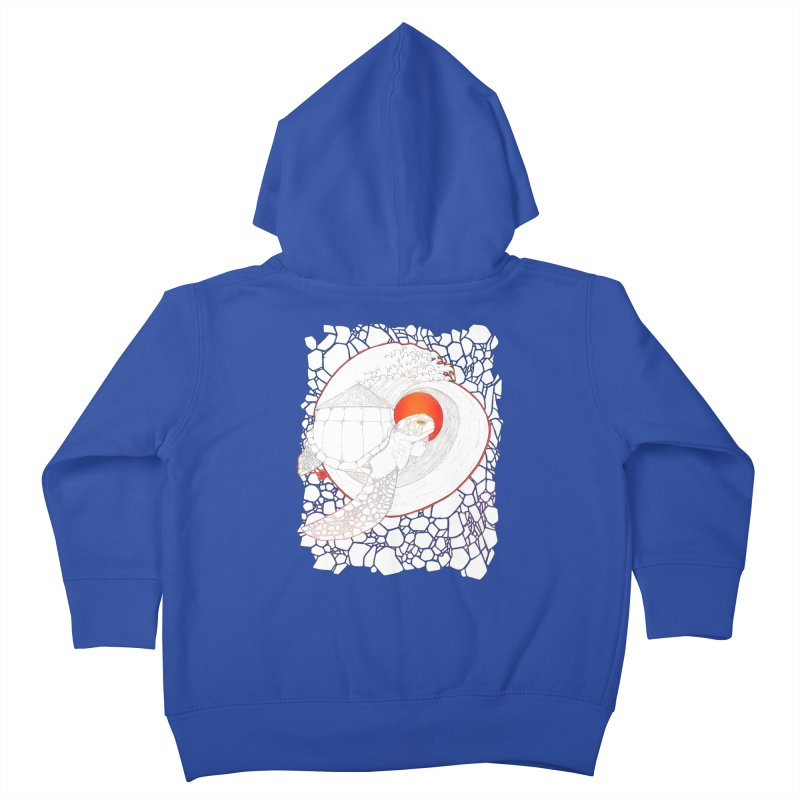 Home, Sweet Home Kids Toddler Zip-Up Hoody by Lenny B. on Threadless