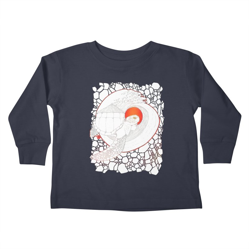 Home, Sweet Home Kids Toddler Longsleeve T-Shirt by Lenny B. on Threadless