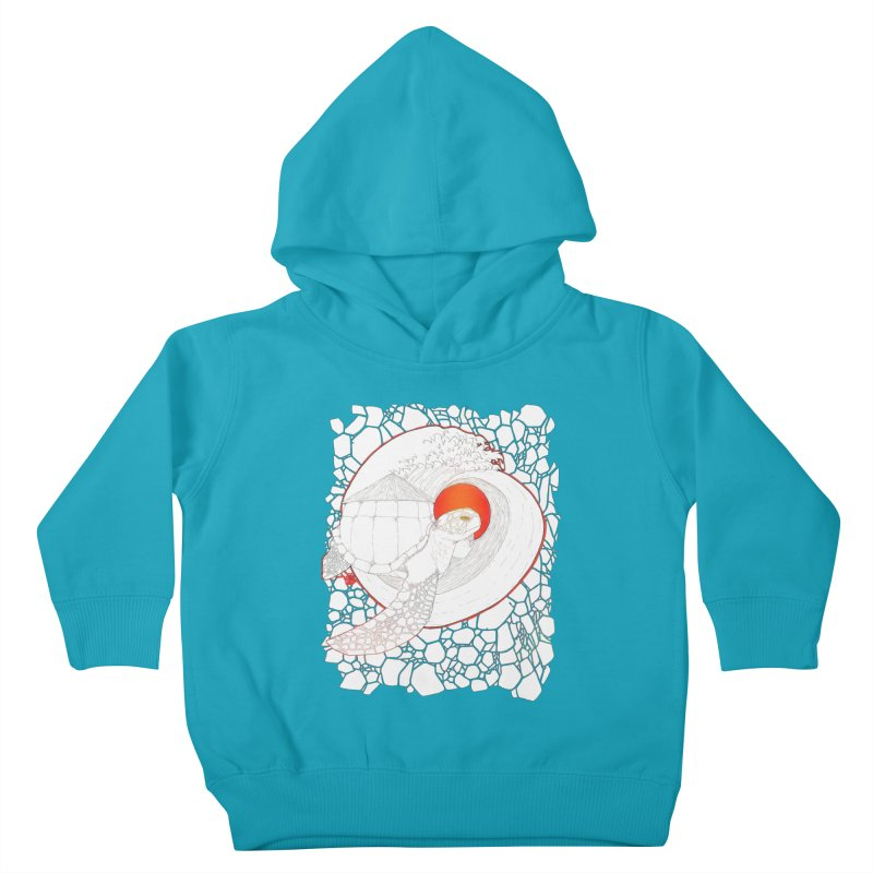 Home, Sweet Home Kids Toddler Pullover Hoody by Lenny B. on Threadless