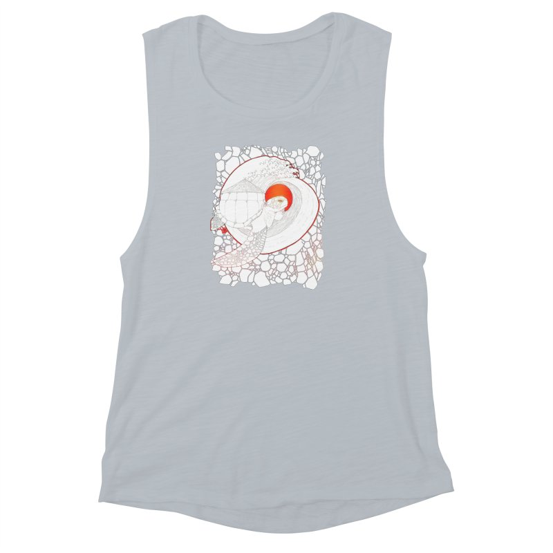 Home, Sweet Home Women's Muscle Tank by Lenny B. on Threadless