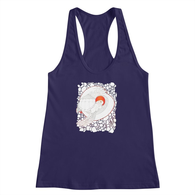Home, Sweet Home Women's Racerback Tank by Lenny B. on Threadless