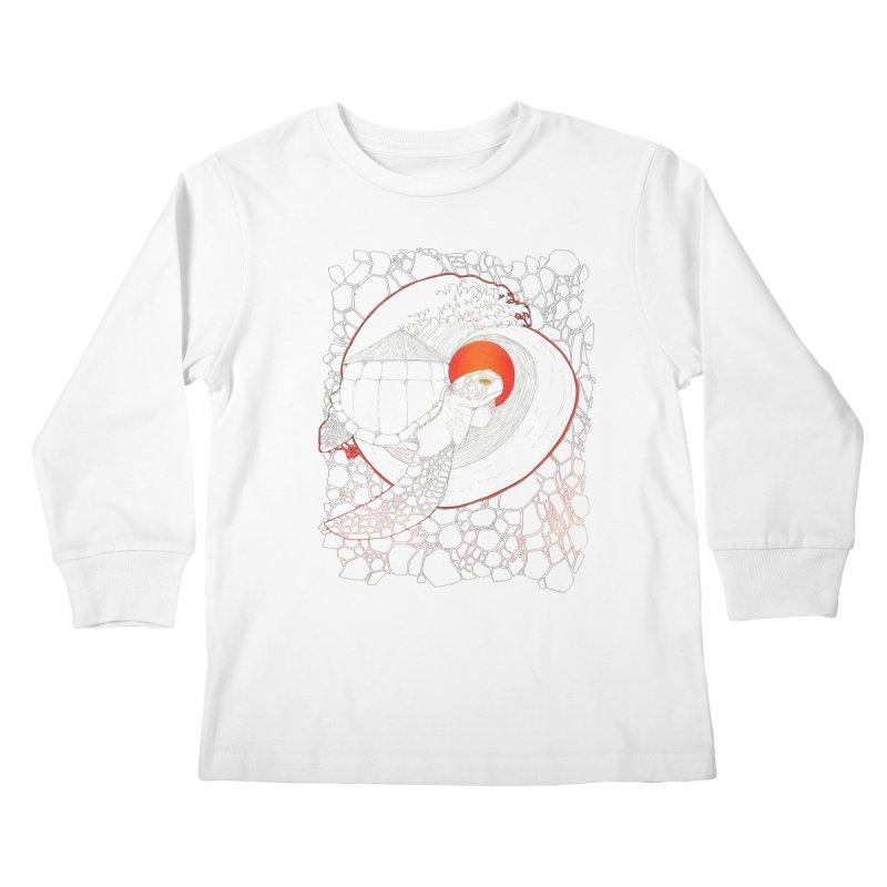 Home, Sweet Home Kids Longsleeve T-Shirt by Lenny B. on Threadless