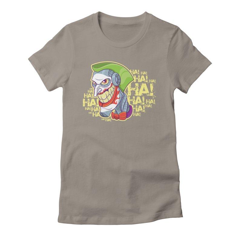 Robot Joker   by leogoncalves's Artist Shop