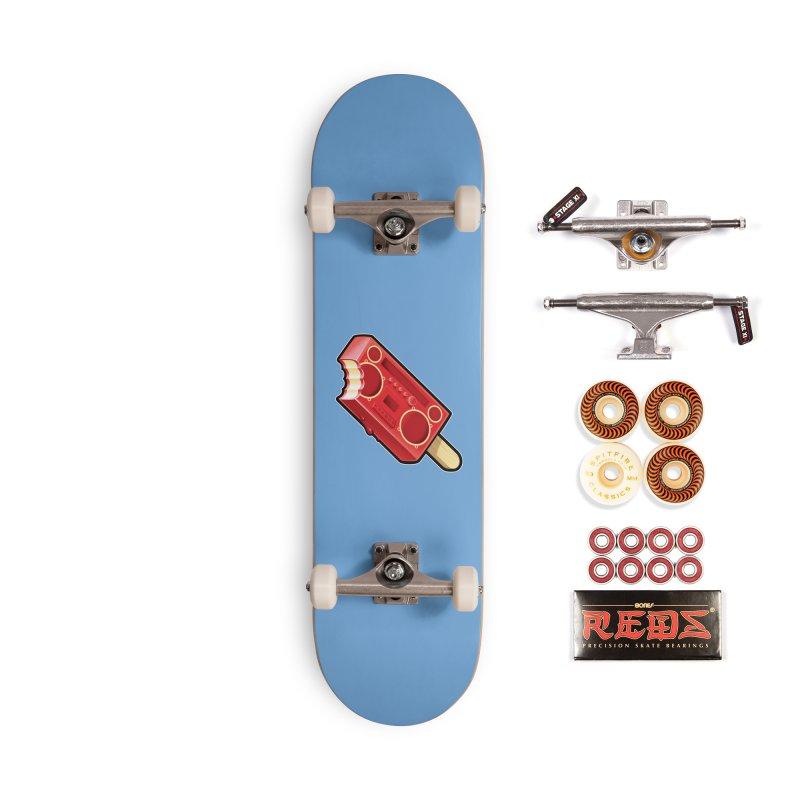 BoomPop Accessories Skateboard by Leon's Artist Shop