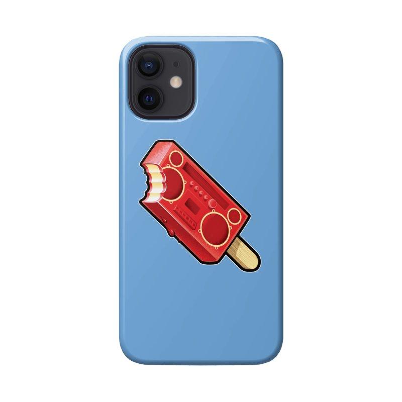 BoomPop Accessories Phone Case by Leon's Artist Shop
