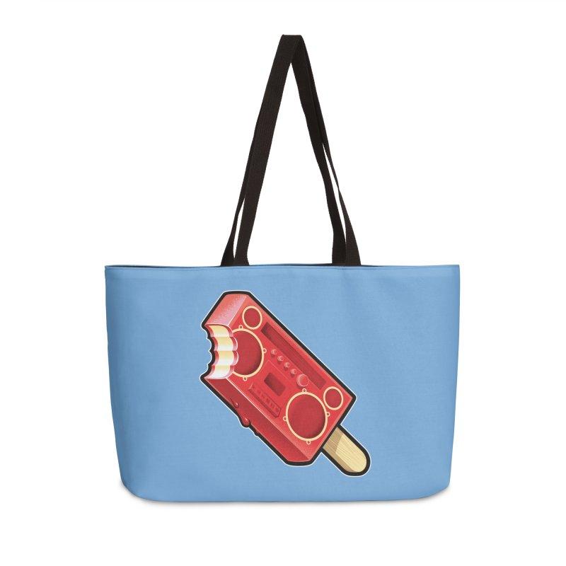 BoomPop Accessories Weekender Bag Bag by Leon's Artist Shop