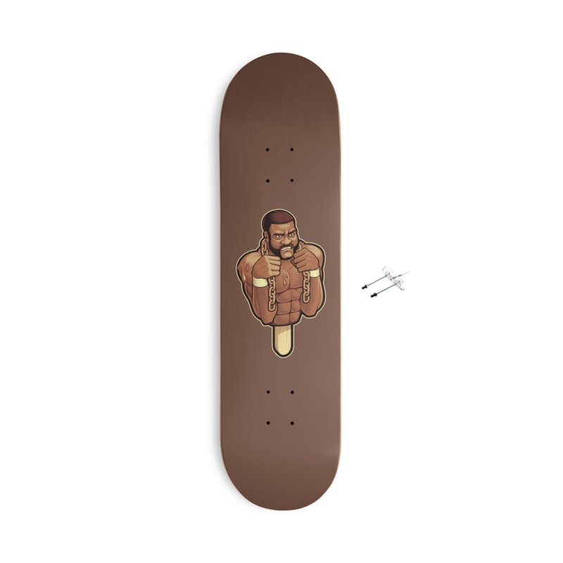 JunkyardFudge Accessories With Hanging Hardware Skateboard by Leon's Artist Shop