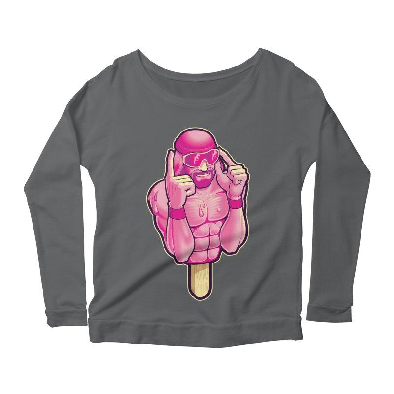 SavageCherry Women's Scoop Neck Longsleeve T-Shirt by Leon's Artist Shop