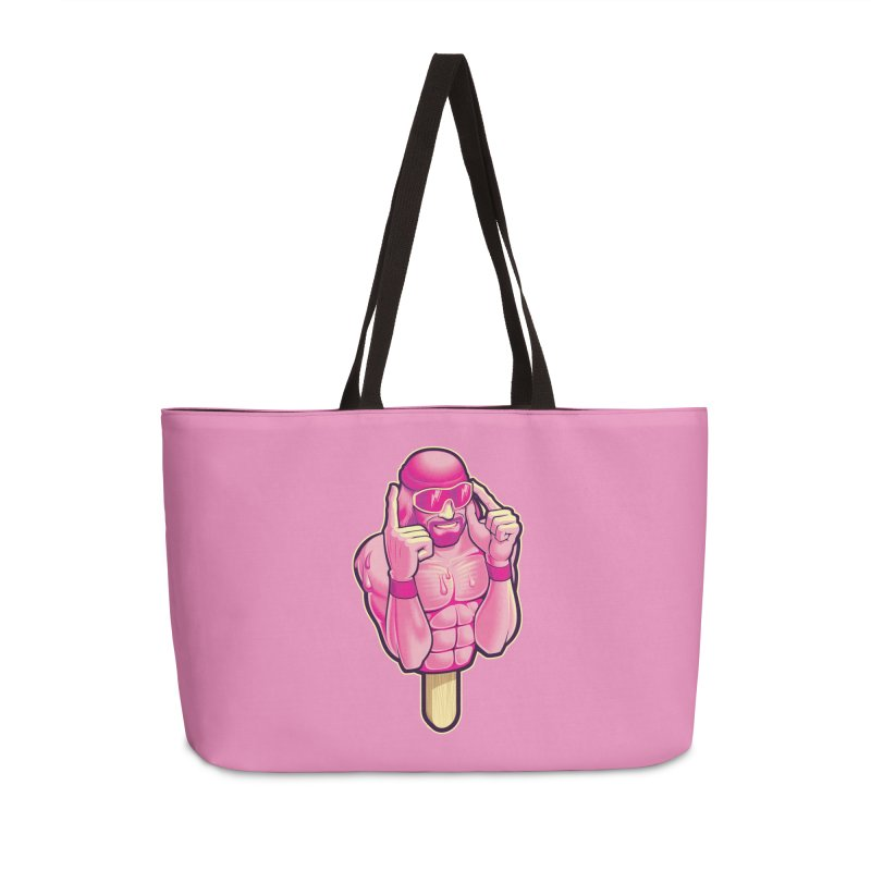 SavageCherry Accessories Weekender Bag Bag by Leon's Artist Shop