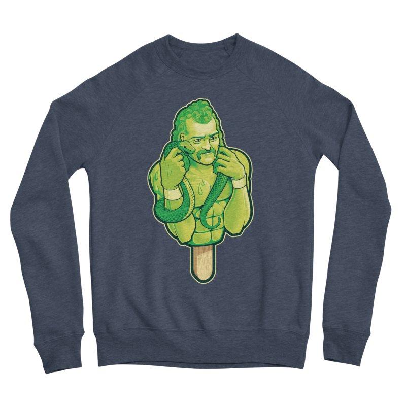 SwampLime Women's Sponge Fleece Sweatshirt by Leon's Artist Shop
