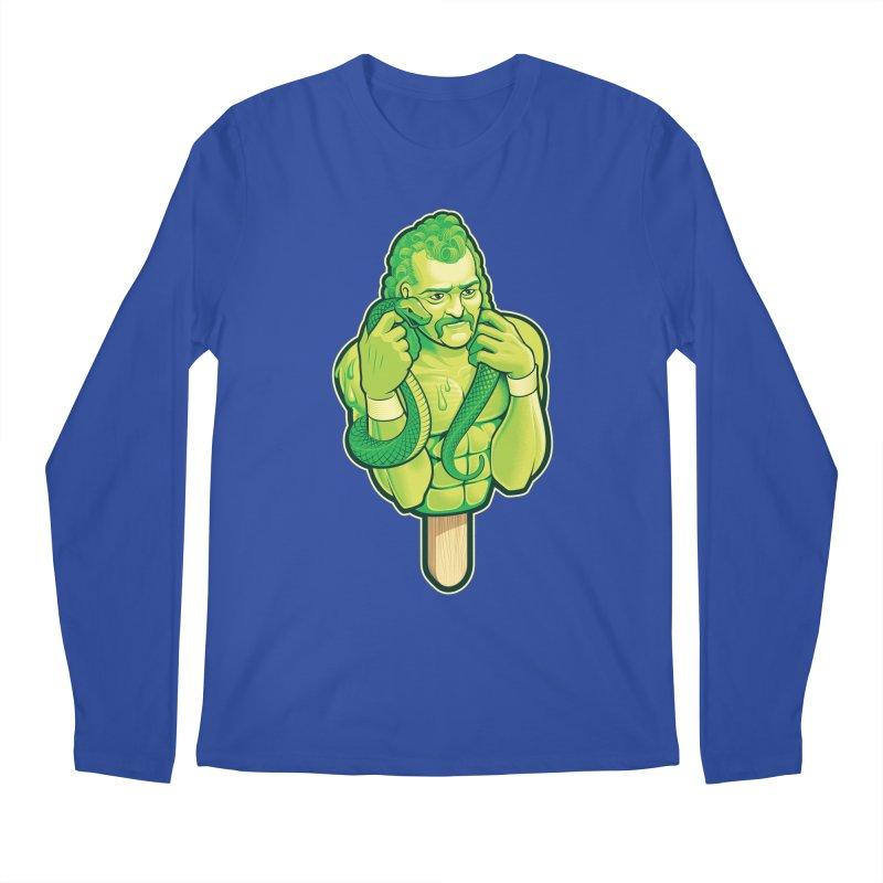 SwampLime Men's Regular Longsleeve T-Shirt by Leon's Artist Shop
