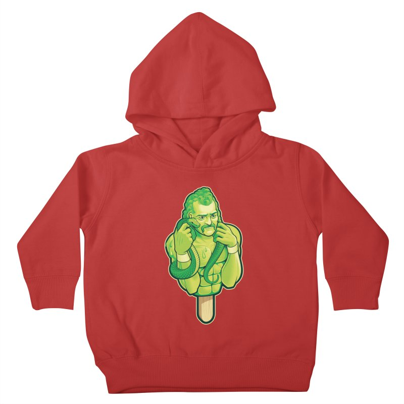SwampLime Kids Toddler Pullover Hoody by Leon's Artist Shop