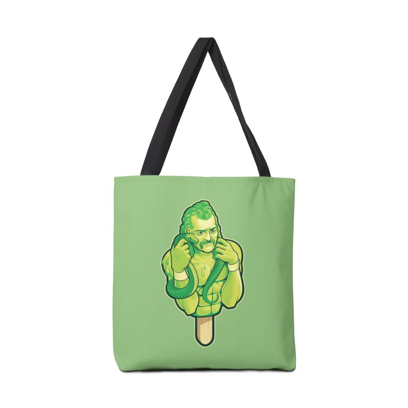 SwampLime Accessories Tote Bag Bag by Leon's Artist Shop