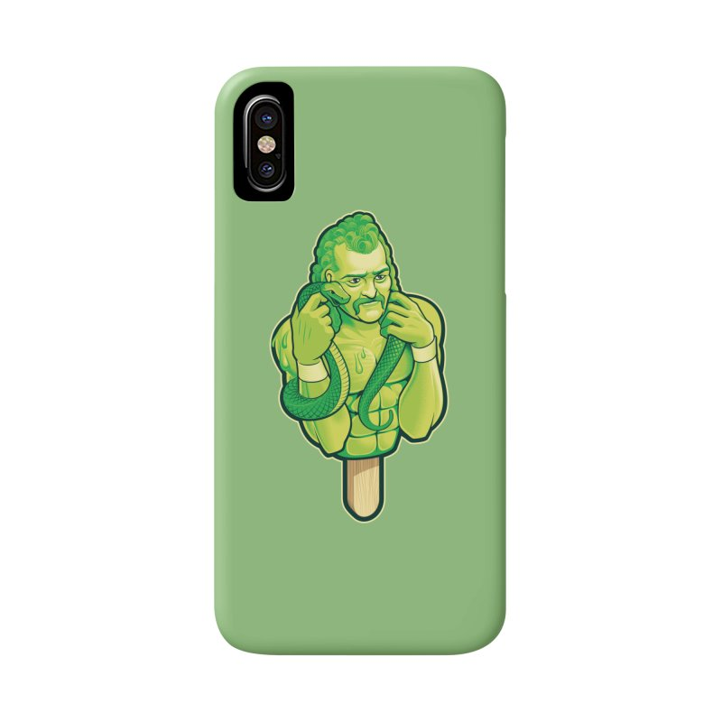 SwampLime Accessories Phone Case by Leon's Artist Shop