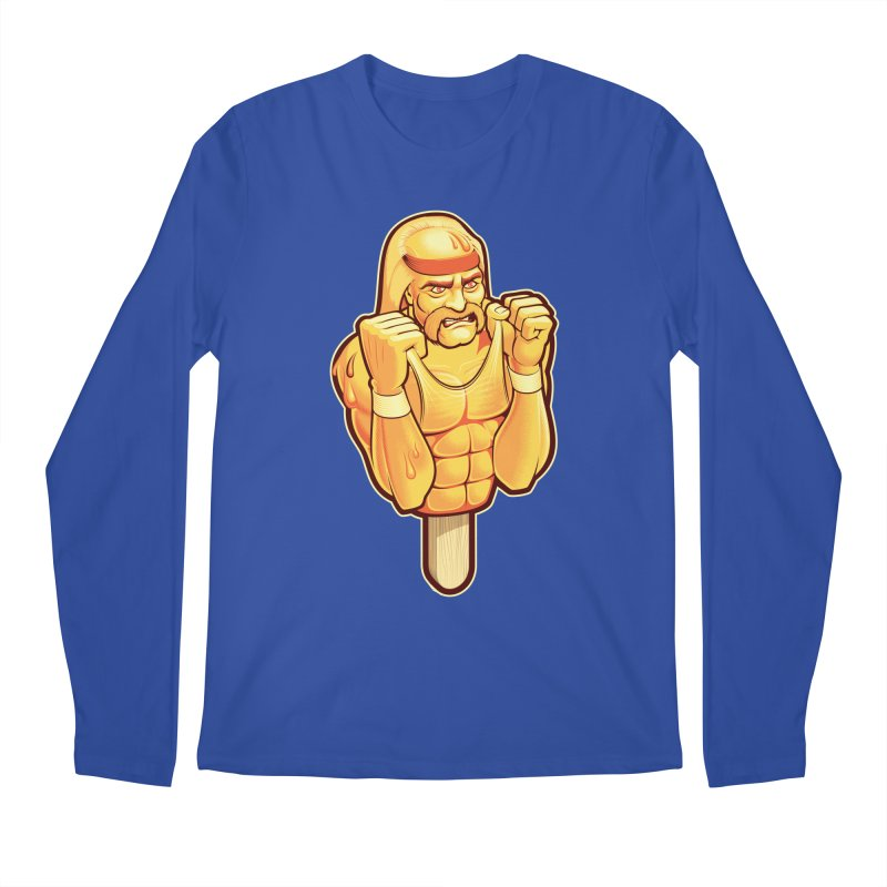 RealAmericanLemon Men's Regular Longsleeve T-Shirt by Leon's Artist Shop