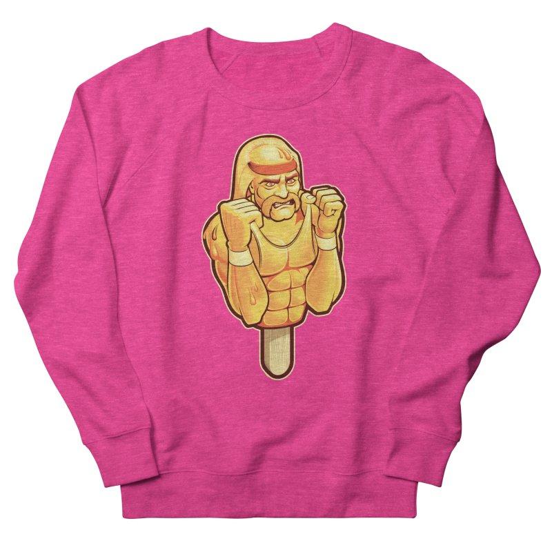 RealAmericanLemon Women's French Terry Sweatshirt by Leon's Artist Shop