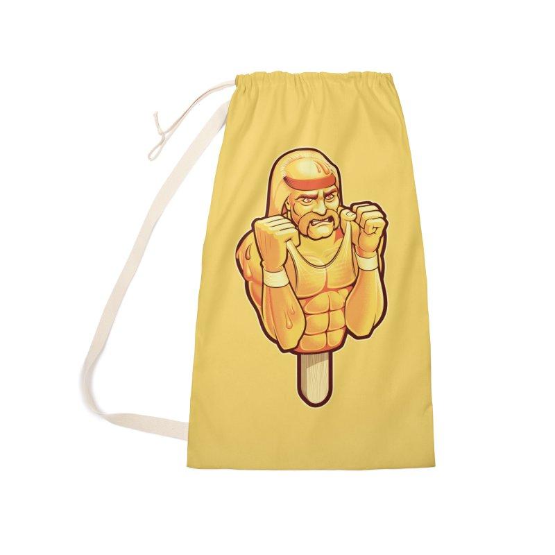 RealAmericanLemon Accessories Bag by Leon's Artist Shop