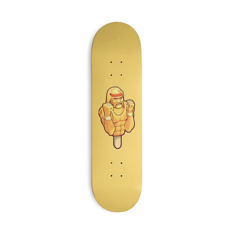 RealAmericanLemon Accessories Deck Only Skateboard by Leon's Artist Shop