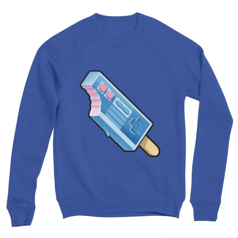 ABUpDown Men's Sponge Fleece Sweatshirt by Leon's Artist Shop