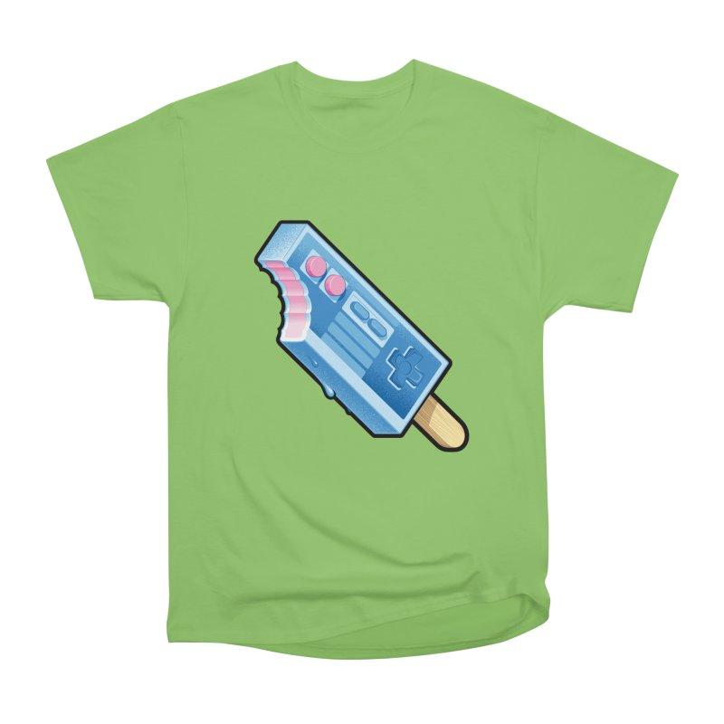 ABUpDown Men's Heavyweight T-Shirt by Leon's Artist Shop