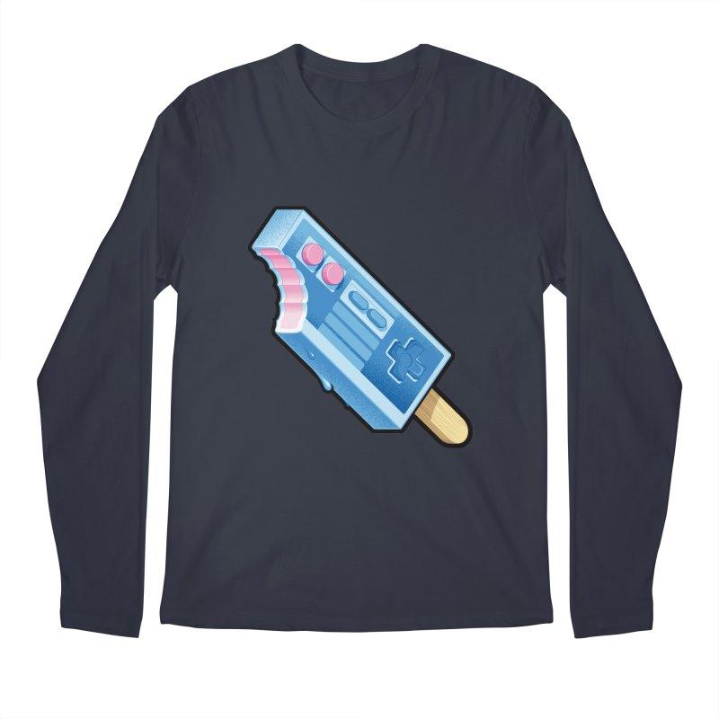 ABUpDown Men's Regular Longsleeve T-Shirt by Leon's Artist Shop