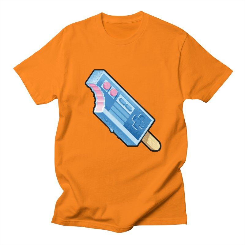 ABUpDown Men's Regular T-Shirt by Leon's Artist Shop