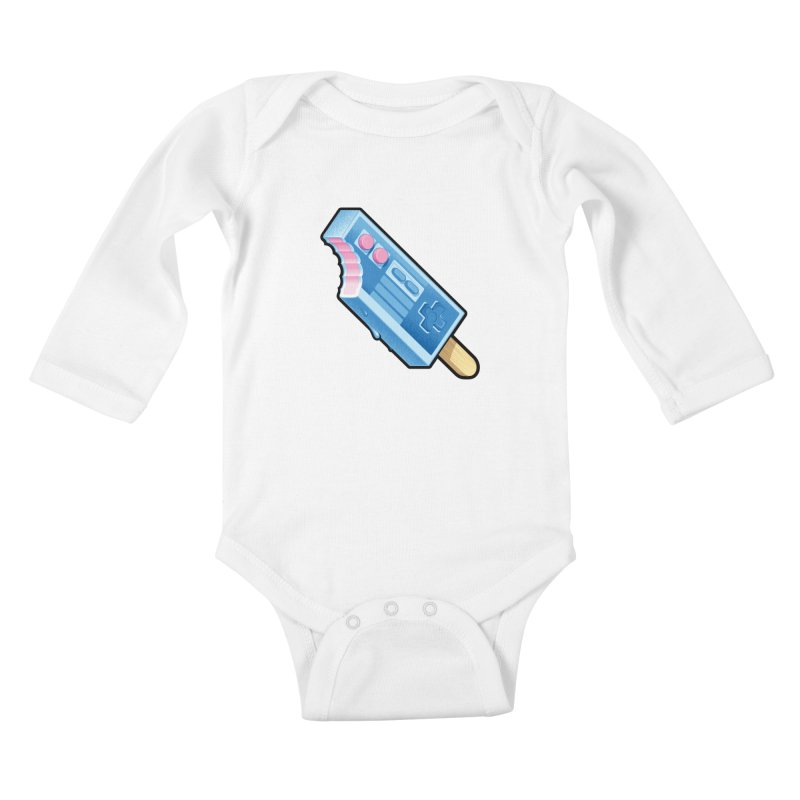 ABUpDown Kids Baby Longsleeve Bodysuit by Leon's Artist Shop