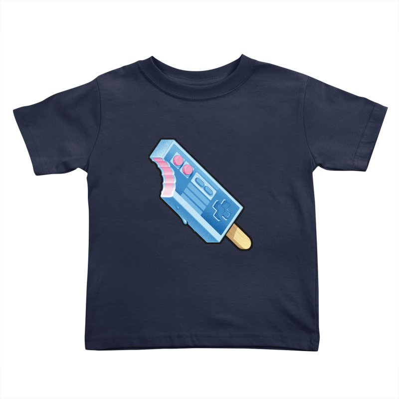 ABUpDown Kids Toddler T-Shirt by Leon's Artist Shop