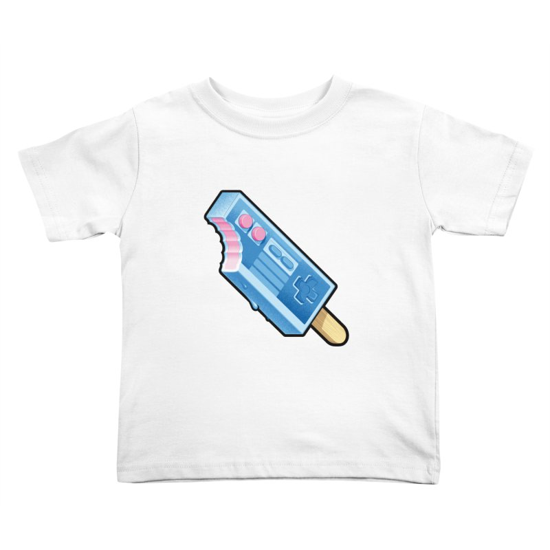 ABUpDown Kids Toddler T-Shirt by Leon's Artist Shop