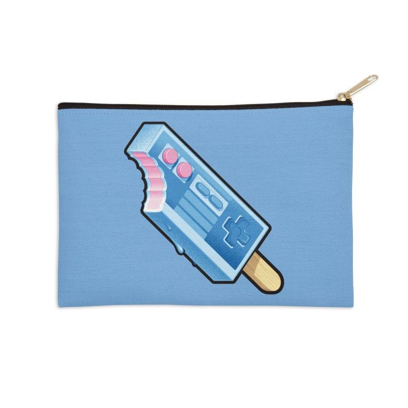 ABUpDown Accessories Zip Pouch by Leon's Artist Shop