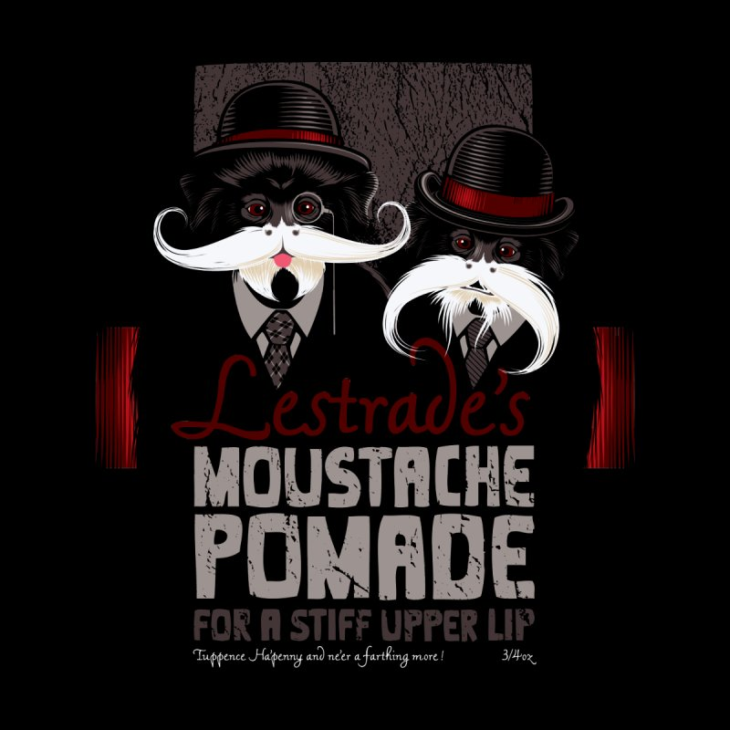 Lestrade's Moustache Pomade by Leon's Artist Shop