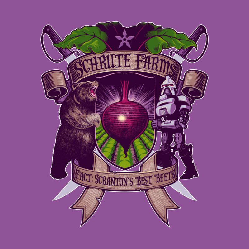 Schrute Farms by Leon's Artist Shop
