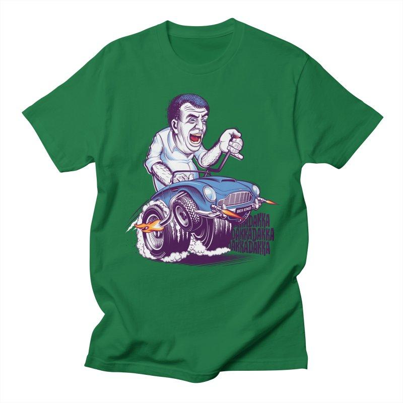 Clarkson Men's T-shirt by Leon's Artist Shop