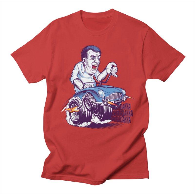 Clarkson Men's Regular T-Shirt by Leon's Artist Shop