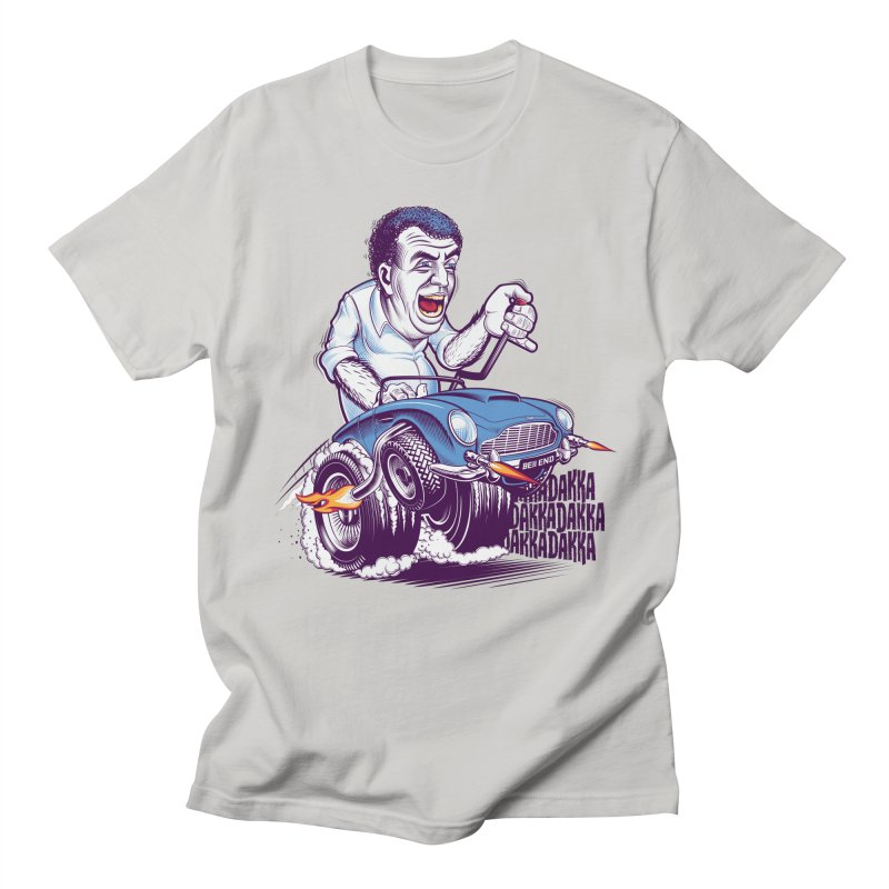 Clarkson Men's Regular T-Shirt by Leon's Artist Shop