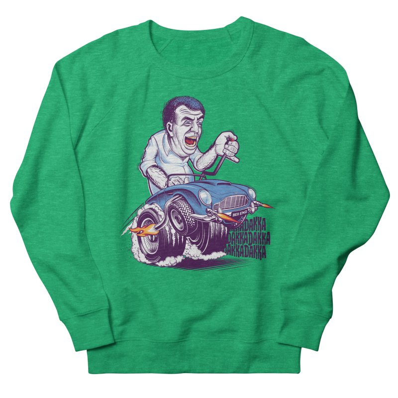 Clarkson Women's Sweatshirt by Leon's Artist Shop