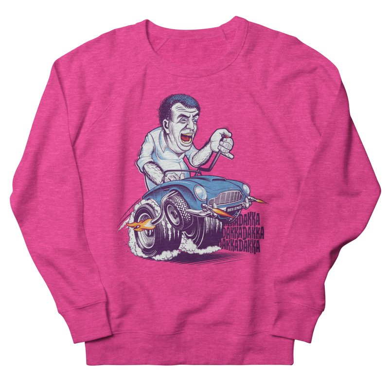 Clarkson Women's French Terry Sweatshirt by Leon's Artist Shop