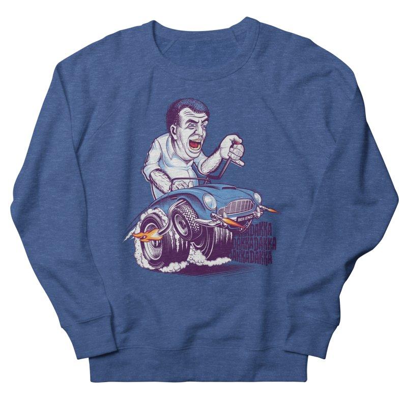 Clarkson Men's French Terry Sweatshirt by Leon's Artist Shop