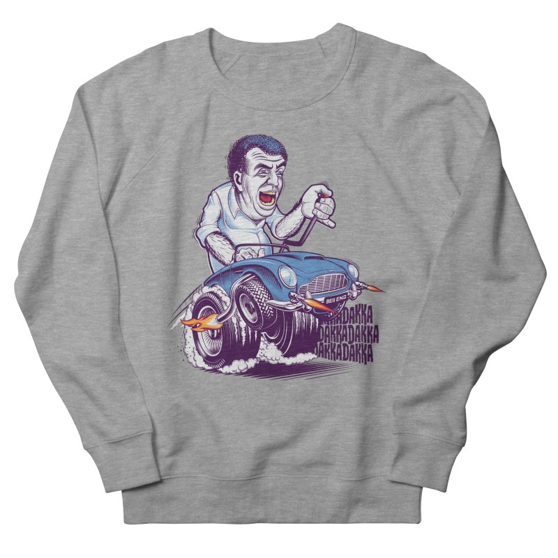 Clarkson Men's French Terry Sweatshirt by Leon's Artist Shop