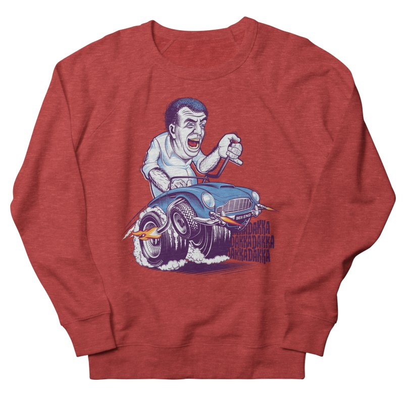 Clarkson Men's Sweatshirt by Leon's Artist Shop