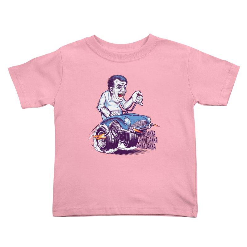 Clarkson Kids Toddler T-Shirt by Leon's Artist Shop