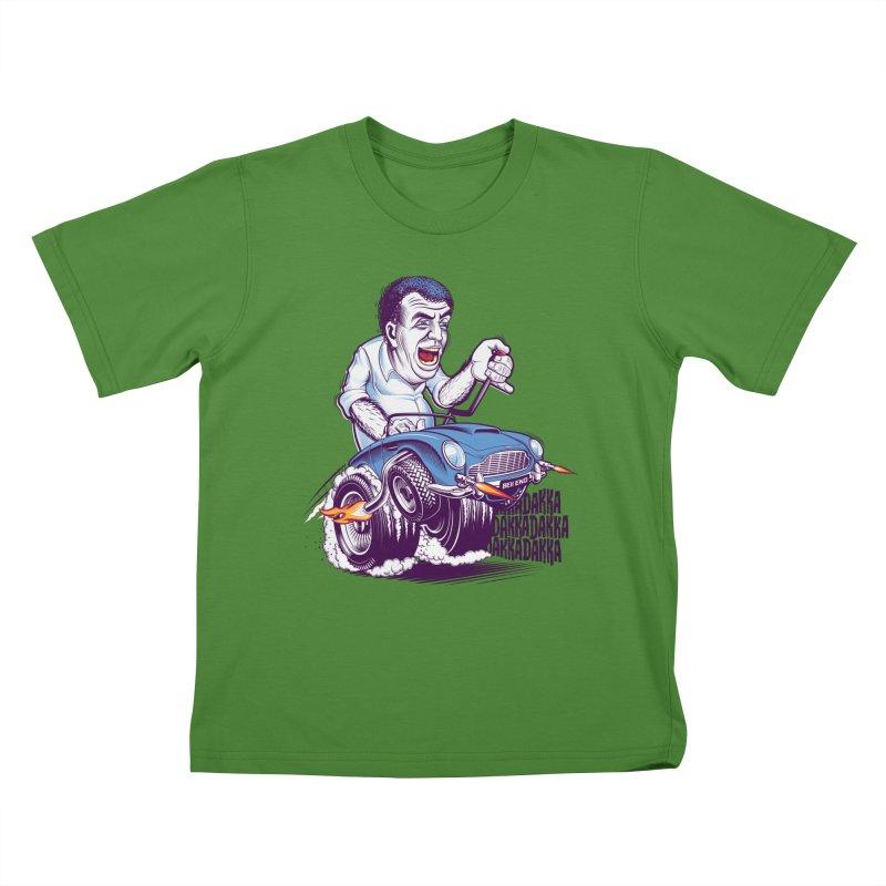 Clarkson Kids T-shirt by Leon's Artist Shop