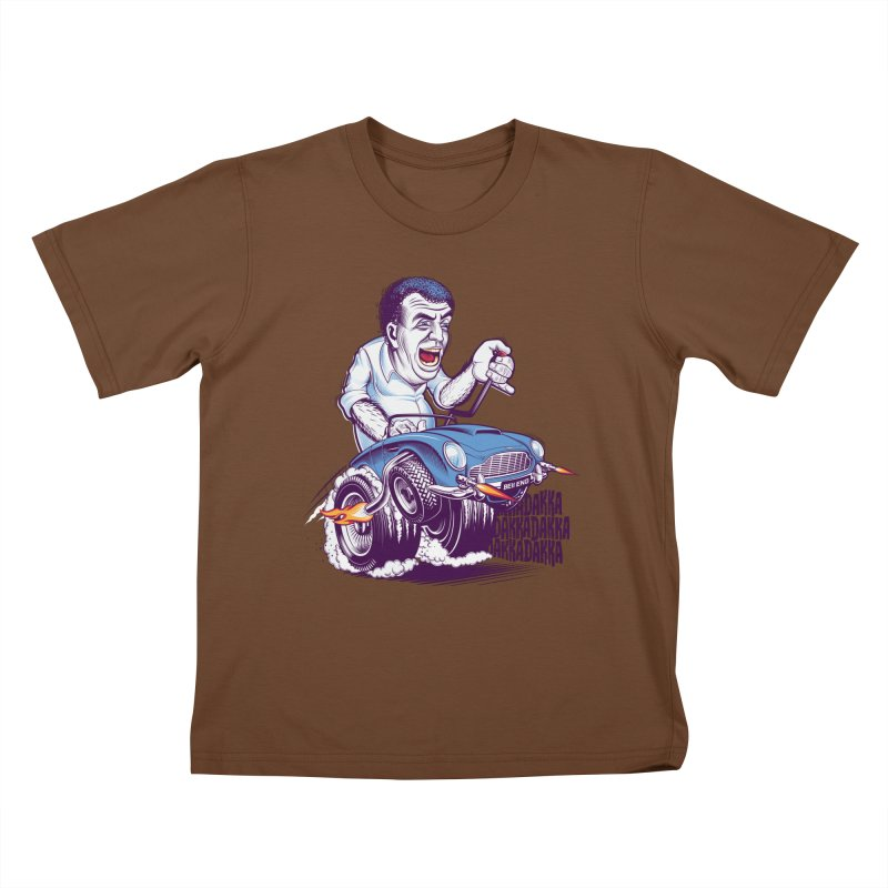 Clarkson Kids T-Shirt by Leon's Artist Shop