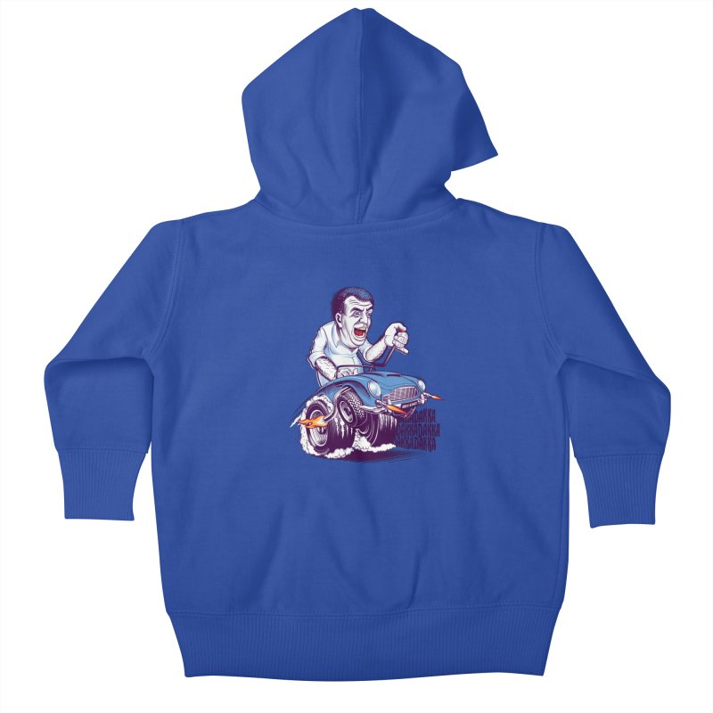Clarkson Kids Baby Zip-Up Hoody by Leon's Artist Shop