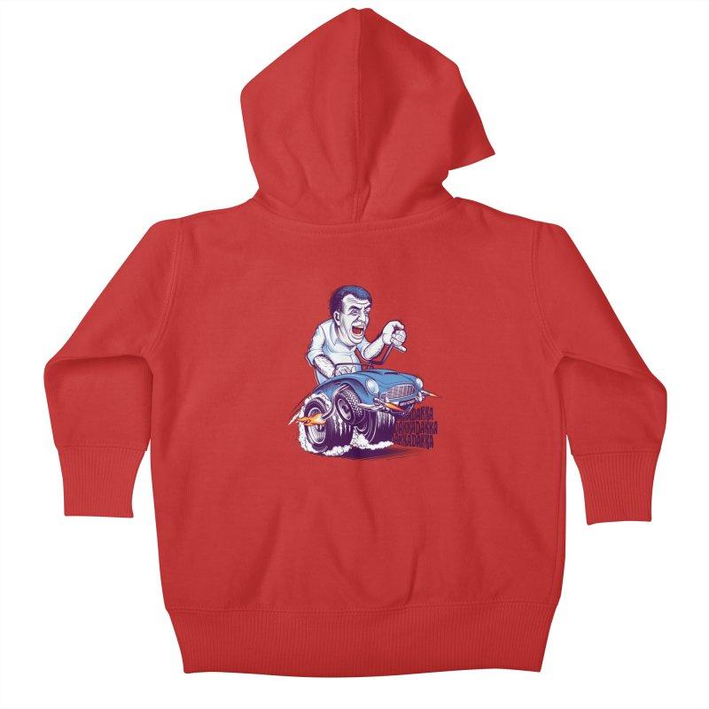 Clarkson Kids Baby Zip-Up Hoody by Leon's Artist Shop