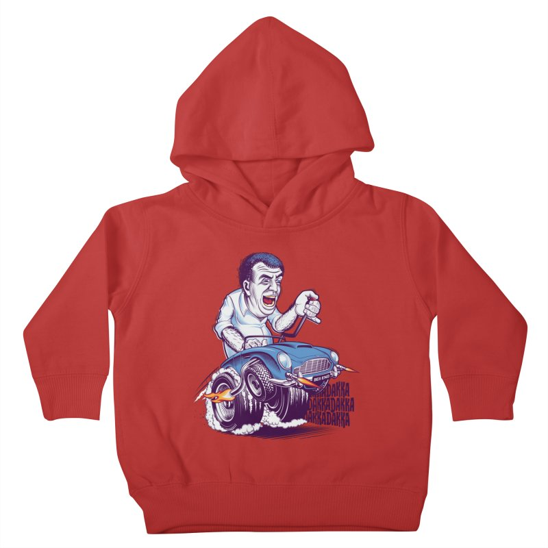 Clarkson Kids Toddler Pullover Hoody by Leon's Artist Shop