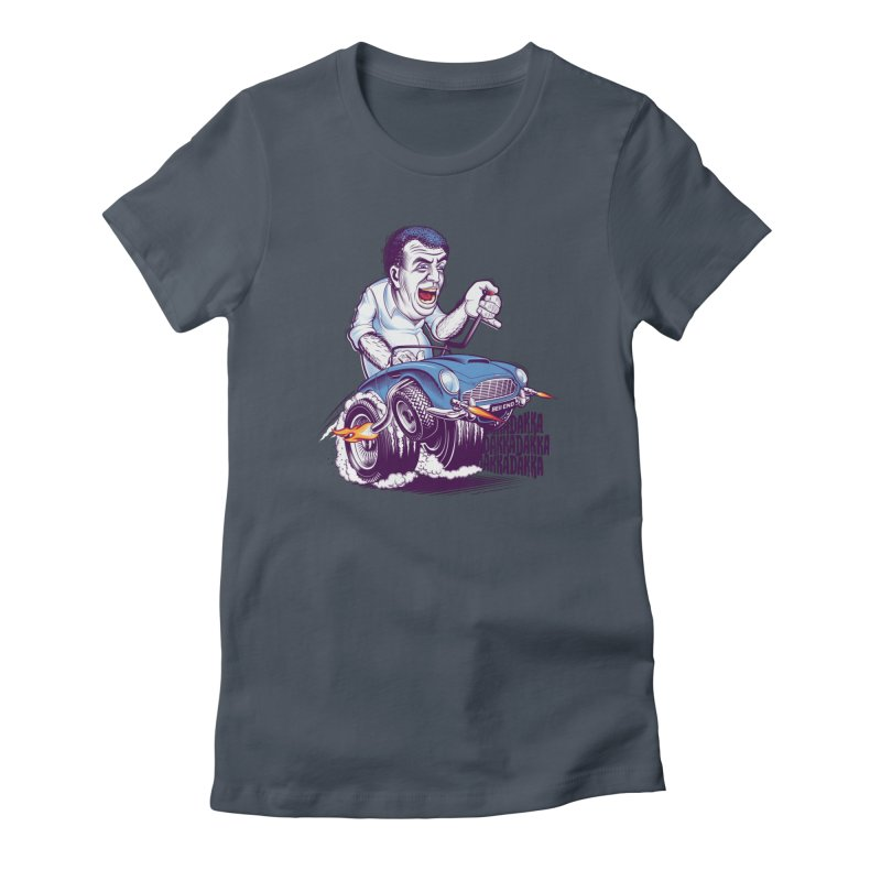 Clarkson Women's T-Shirt by Leon's Artist Shop