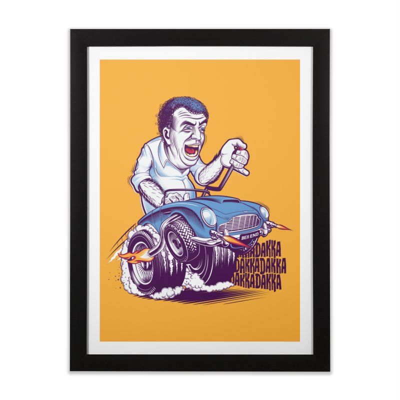 Clarkson Home Framed Fine Art Print by Leon's Artist Shop