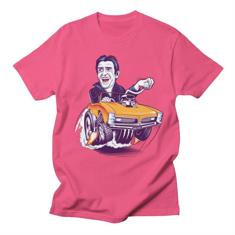 Hammond Men's T-shirt by Leon's Artist Shop